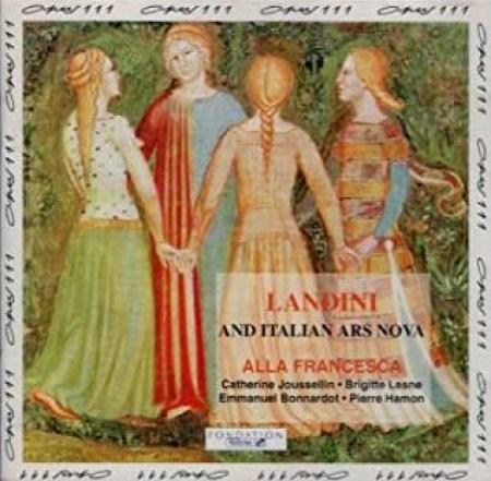 Landini and italian ars nova [DOCUMENTO SONORO]