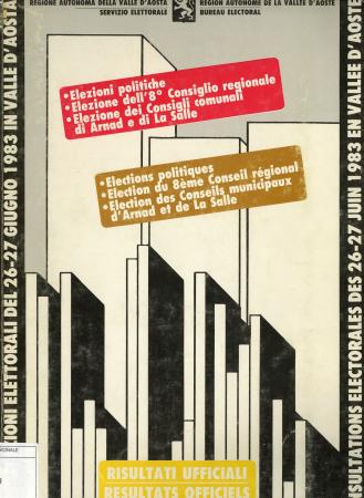 Consultazioni elettorali del 26-27 giugno 1983 in Valle d'Aosta