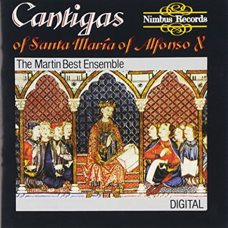Cantigas of Santa Maria [DOCUMENTO SONORO]
