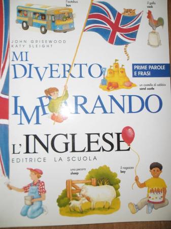 Mi diverto imparando l'inglese