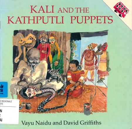 Kali and the Kathputli puppets