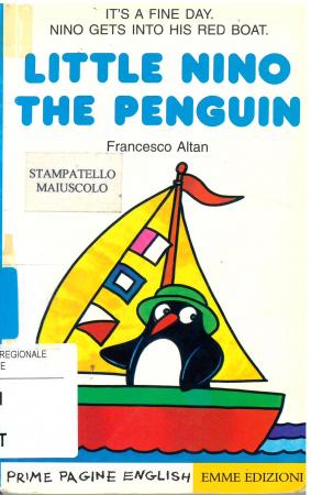 Little Nino the penguin