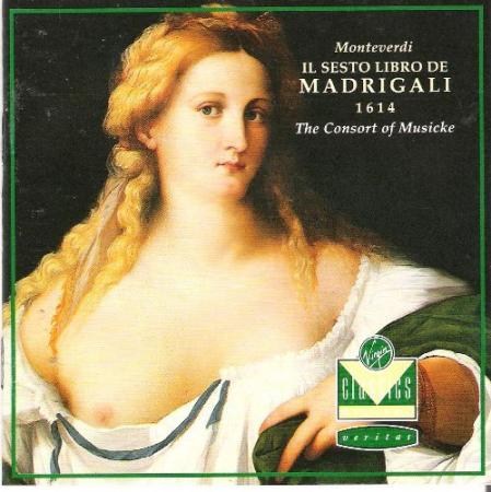 Sesto libro de Madrigali, 1614 [DOCUMENTO SONORO]