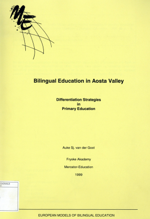 Bilingual education in Aosta Valley