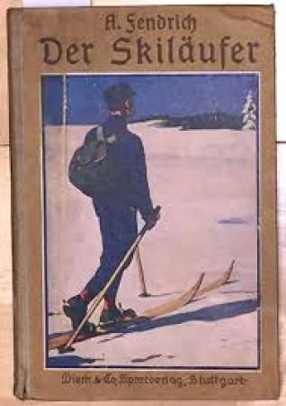 Der Skiläufer