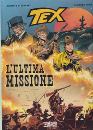 Tex. L'ultima missione