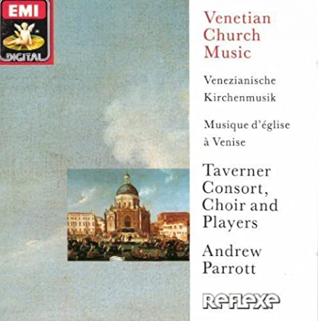 Venetian Church Music [DOCUMENTO SONORO]