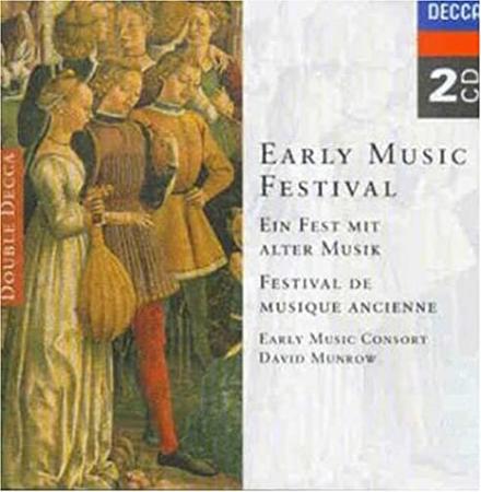Early music festival [DOCUMENTO SONORO]