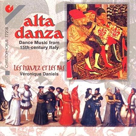 Alta danza [DOCUMENTO SONORO]