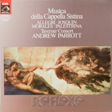 Music of the Sistine Chapel [DOCUMENTO SONORO]