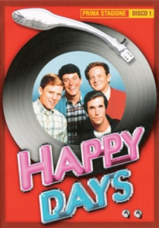 Happy days [VIDEOREGISTRAZIONE]. Stagione 1. Disco 3