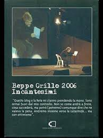 Beppe Grillo 2006 [MULTIMEDIALE]: incantesimi
