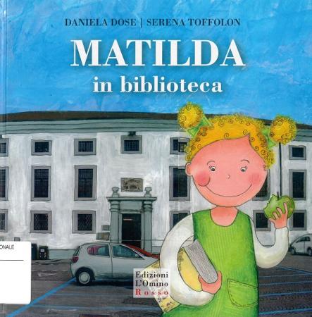 Matilda in biblioteca