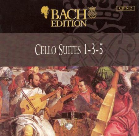 Bach edition [DOCUMENTO SONORO]