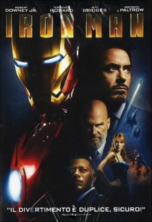 Iron Man [VIDEOREGISTRAZIONE]