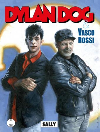 Dylan Dog & Vasco Rossi. Sally