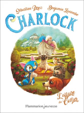 Charlock. 3, L'affaire du collier