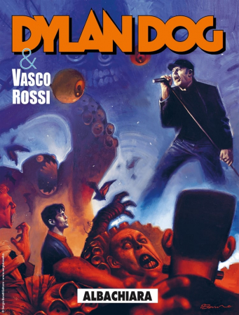 Dylan Dog & Vasco Rossi. Albachiara