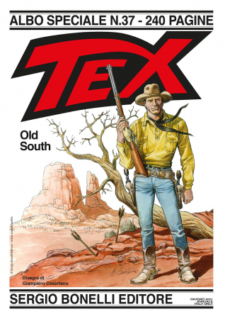 Tex. Old south