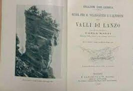 Guida per il villeggiante e l'alpinista nelle valli di Lanzo