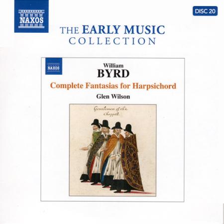Complete fantasias for harpsichord [DOCUMENTO SONORO]