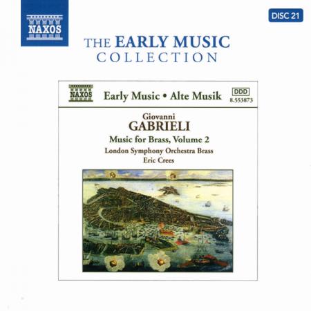 Music for brass [DOCUMENTO SONORO]. Vol. 2
