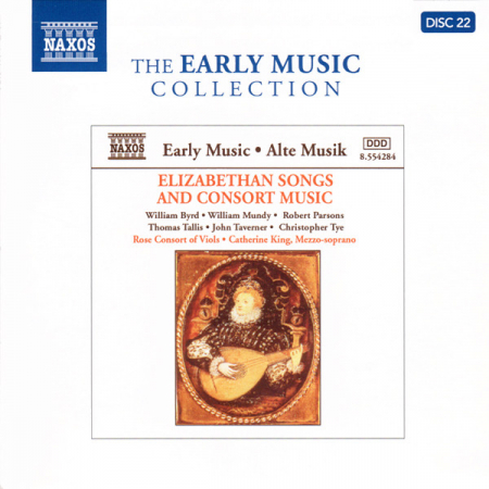 Elizabethan songs and consort music [DOCUMENTO SONORO]