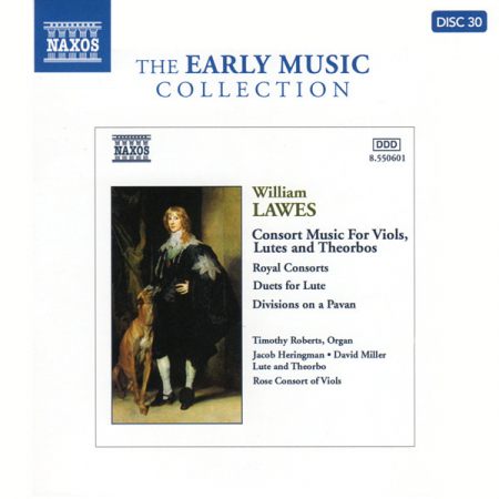 Consort music for viols, lutes and theorbos [DOCUMENTO SONORO]