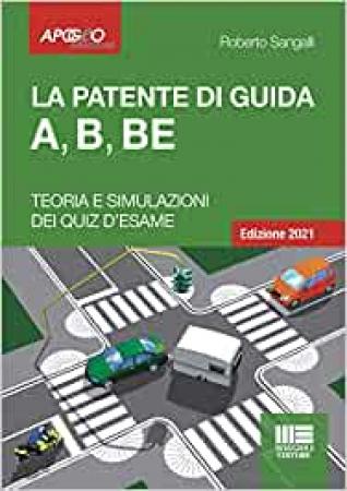 La patente di guida A,B, BE