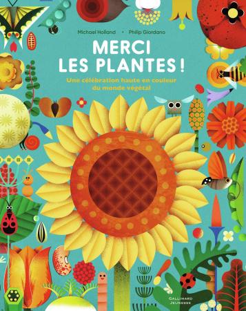 Merci les plantes!